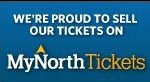 Proud to Ticket with MyNorth Tickets!