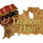 Indoor/Outdoor Treasurer Hunt
